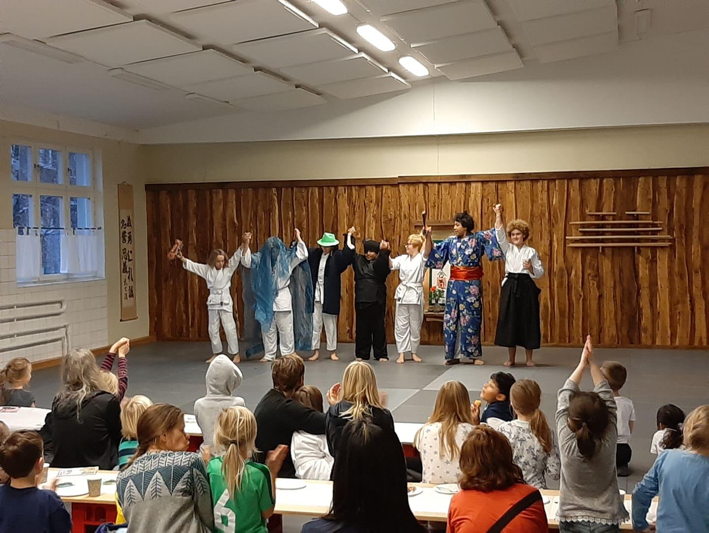 Succé – Boksläpp Happy Aikido Kodex!