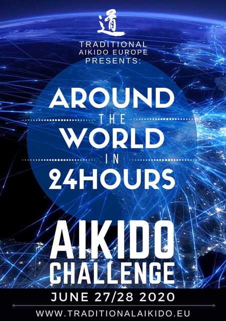 Se Vårt Pass På Aikido Challenge 27 Juni!