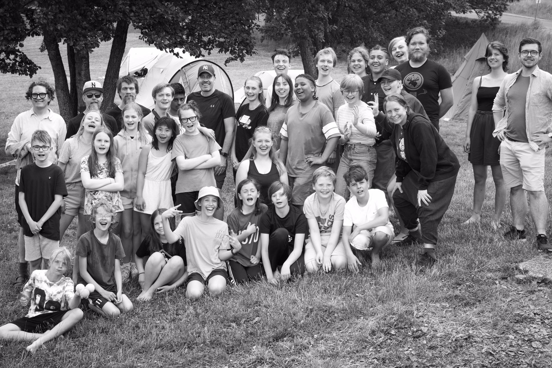 Händelserikt Summer Camp 18-20 Juni!